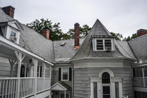 Naugatuck Condominium Slate Repair