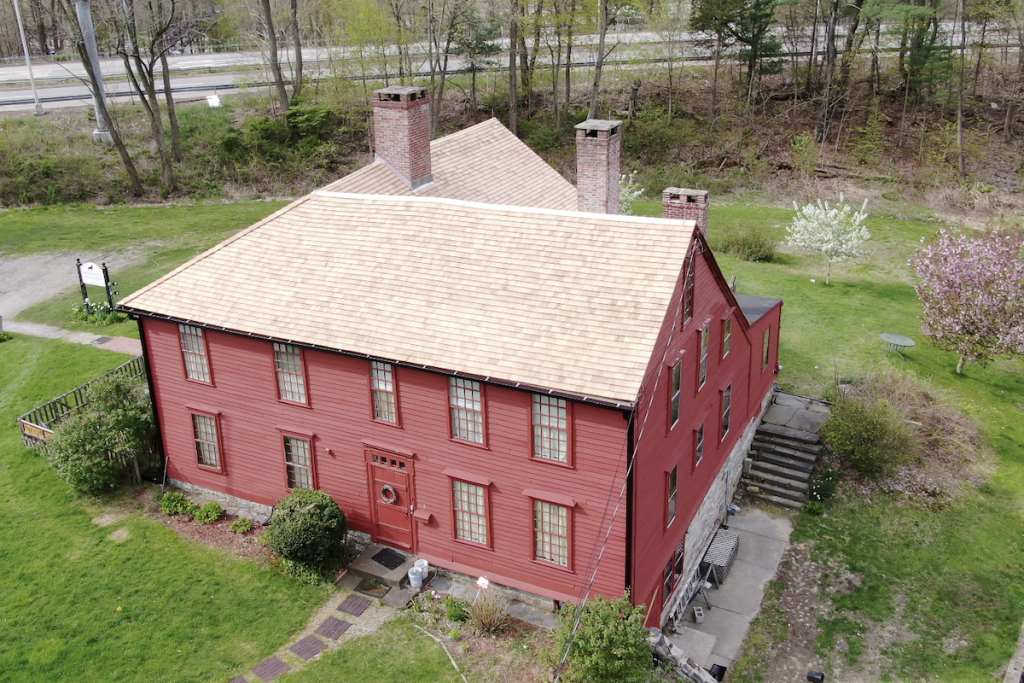 Leffingwell House Norwich CT