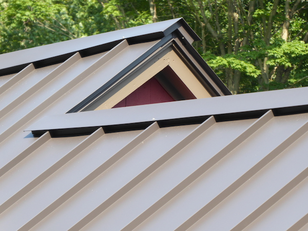 Englert Metal Roofs Detail